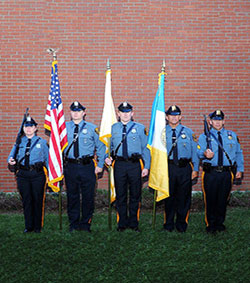 Lawrence Township Police Officers