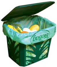 Organic Recycling Container